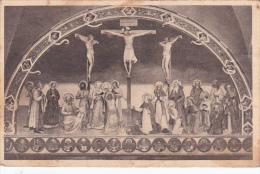 Italia 1946 Cartolina Usata In Luogotenenza, Firenze Beato Angelico, Spedita In Francia - Postcards