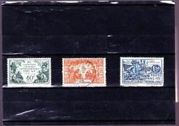 GUINEE : Exposition De Paris  /Y&T :115*-117 O-118* - Guinée Française (1892-1944)