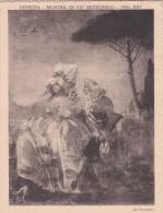Italia 1948 Cartolina Usata Mostra Del Settecento A Veneziam - Postcards