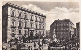Italia 1949 Cartolina Usata, Catania Piazza Stesicoro Monumento A Bellini - Postcards