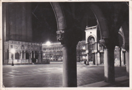 Italia 1949 Cartolina Usata, Venezia Loggetta Sansovino - World