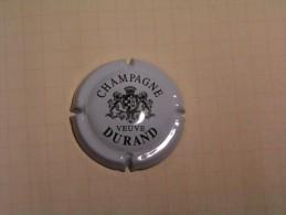 Capsule Champagne Durand - Veuve - Blanc - Durand (Veuve)