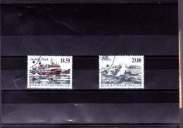 GROENLAND :  La Navigation   :  Y&T :422 O-423 O - Groenland