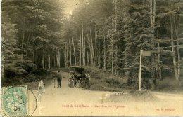 76 SAINT-SAENS ++ Forêt De ... - Carrefour De L'Epinette ++ - Autres Communes