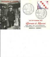 GIORNATA GUGLIELMO MARCONI - Other Famous People