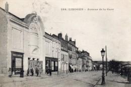 1 Cpa Limoges - Limoges
