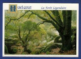 29 HUELGOAT Le Chaos Au Coeur De La Forêt Légendaire - Huelgoat