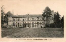 60. Liancourt. Le Chateau - Liancourt