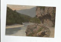 BLUFF , BULLER GORGE , 1045  N Z    1909 - New Zealand