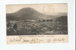 MONT TABOR 37 SCENE OF THE TRANSFIGURATION (BERG TABOR) 1906 - Israele