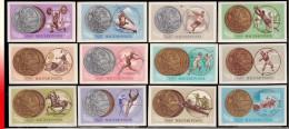 Hongrie 1700/11** ND  Jeux Olympiques De Tokio  MNH - Autres