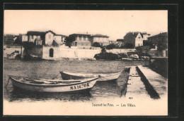 CPA Sausset-les-Pins, Les Villas - Ohne Zuordnung