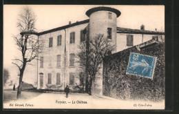 CPA Peynier, Le Château - Non Classificati