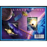France Feuillet N°4353 Europa. L'astronomie - Blocs & Feuillets