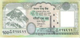 Nepal - Pick 73 - 100 Rupees 2012 - Unc - Népal