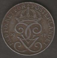 SVEZIA 5 ORE 1947 - Svezia