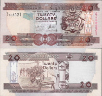 Solomon Islands 2006 - 20 Dollars - Pick 28 UNC - Solomon Islands