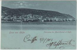 26326g  HAIFA - Mont-Carmel Et Caifa - 1902 - Israel