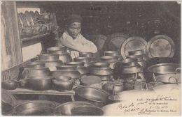 26331g  TONKIN -  Marchand De Chaudrons Et De Marmites - 1903 - Viêt-Nam