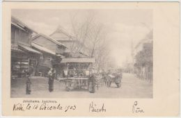 26351g JOKOHAMA - Joshiwara - 1903 - Yokohama