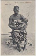 26366g  DAR ES SALAM - ETHNOGRAPHIQUE - Swahili  Weib - Deutsch-Ost-Afrika - 1910 - Tanzania