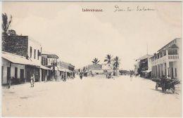 26376g  DAR ES SALAM - Inderstrasse - Deutsch-Ost-Afrika - Tanzanie