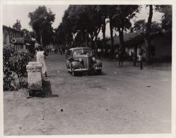 Photo Ancienne Bangassou République Centrafricaine Automobile Texaco - Afrique