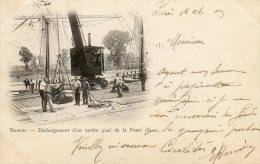 Vends à Petit Prix Joli  Lot De 60 Cartes Postales Anciennes De Nantes -recto Scanné-réf 150127012016 - Nantes