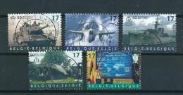 1999 Belgium Complete Set 50 Years NATO Used/gebruikt/oblitere - België