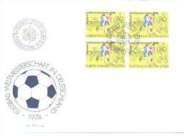 Liechtensein - Umschlag Sondersempel / Ispecial Cancellation (L173) - Coppa Del Mondo
