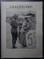 L´Illustration N° 3565 Du 24 Juin 1911  La Cathédrale De Westminster Aménagée Pour Le Couronnement De Grorges V - L'Illustration