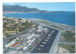 CPSM  Nice Aéroport Nice Cote D´azur - Transport (air) - Airport
