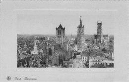 Gand -panorama - Gent