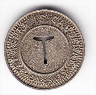 Treasure Island Florida Toll Token - Monetary/Of Necessity