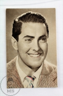 Vintage Postcard Cinema/ Movie Actor: Tyrone Power - Acteurs