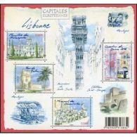France Feuillet N°4402 Capitales Européennes. Lisbonne (Portugal) - Blocs & Feuillets