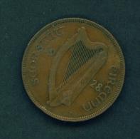 IRELAND  -  1928  1d  Circulated Coin - Ireland