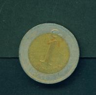 TURKEY  -  2005  1l  Circulated Coin - Turkey