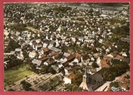ILLKIRCH GRAFFENSTADEN  (Bas Rhin) Vue Générale Vers Le Sud - France