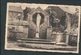 """Heure-en- Famenne.  Monument """"Reconnaissance  à N.D"""" - Somme-Leuze"""