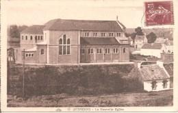AUDIERNE (29) La Nouvelle Eglise En 1932 - Audierne