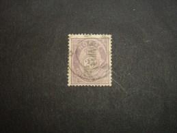 NORVEGE 1883  NUMERO 44 - Norvège