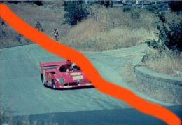 X 59 TARGA FLORIO 1975 ALFA ROMEO 33 TT 12 3,0 (1) - ARTURO MERZARIO / NINO VACCARELLA  FOTO ORIGINALE 9X13 - Sport