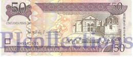 DOMINICAN REPUBLIC 50 PESOS ORO 2006 PICK 176a UNC - Dominicana
