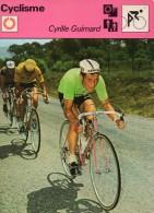 SPORTS  ** CYCLISME  *** TOUR DE FRANCE 1972  **  CYRILLE GUIMARD - Cyclisme