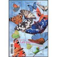 France Feuillet N°4498 Les Papillons - Blocs & Feuillets