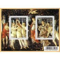France Feuillet N°4518 Sandro Botticelli, Peintre Italien - Blocs & Feuillets