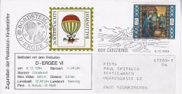Christkindl Ballonpost 24-1984 - 1981-90 Lettres