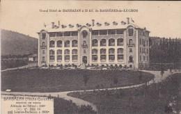 31----BARBAZAN--grand Hôtel De Barbazan à 25 Kil De BAGNERES DE LUCHON---voir 2 Scans - Barbazan