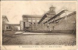 62 - Sallaumines - Fosse 4 -  Mines De Courrières - Francia